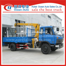 Small hydraulic Telescopic kunckle boom truck with crane for sale