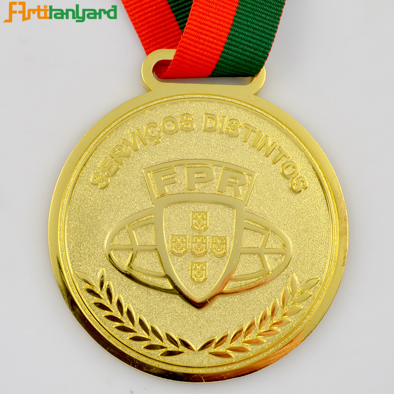 Personalized Logo Metal Medal