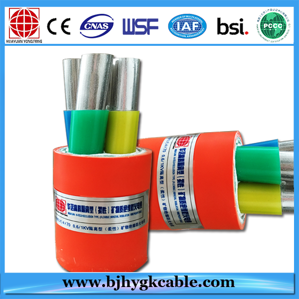 Mineral Insulated Cable Manufacturer : China kv mineral insulated fire resistant power cable