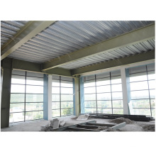 Fast Install Metal Framed Steel Structure Prefabricated Hospital Building