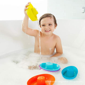 Water Shower Game Fun Time Best Gift Bath Toy Boat for Children