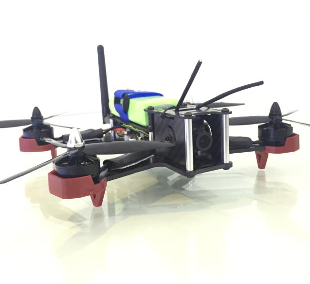 210 First Drone