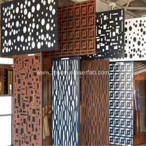 Decorative Metal Screen Sheet