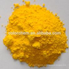 Bencidina amarilla G (pigmento amarillo 12) para tintas basadas en disolventes