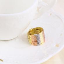 Xuping Горячее надувательство Multicolor медного кольца