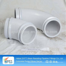 dn125 single layer pump elbow for concrete pump spare parts