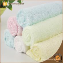 "NEW 2015 Горячие продажи 100% Bamboo Washcloth 10 ""x10"" Детское полотенце"
