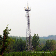 Microwave Communication Power Transmission Tower (angle steel tower)