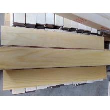 Plancher de bois d'ingénierie de bouleau de 15mm