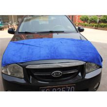 China for 100% Microfiber Warp Towel Microfiber towel car cleaning wash towel export to Uganda Supplier