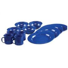 Emaille Kochgeschirr Kessel, Küchenutensilien, Camping Enamel Teekanne, Emaille Wasserkocher