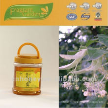 Linden Honey Pure nature miel cru