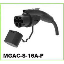 GB Electric Vehicle Charging Plug Socket