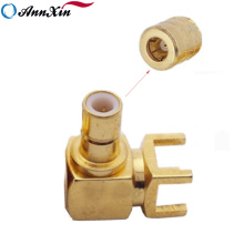 High Quality Wholesale SMB Right Angle Connector For PCB Mount