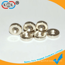 Permanent natural rare earth strong magnet