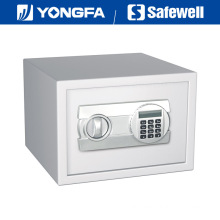 Safewell 25cm Height Egd Panel Electronic Safe for Home