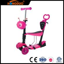 Charakteristische Minikinder Kick Bike Board Roller