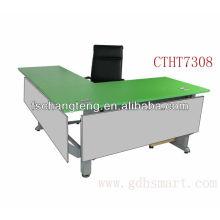 Korce & Gjirokaster & Berat L mesa de escritório ajustável em altura regulável por manual