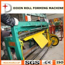 Certificación Ce / ISO9001 Dixin C80 / 300 Purlin Roll Forming Machine