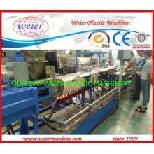 PVC Hot Cutting Pelletizing Production Line
