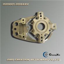 Soporte de fundición de aluminio para el motor de arranque