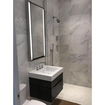 Современный стиль ванной комнаты зеркало зеркало с подсветкой