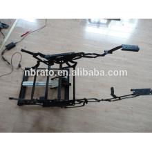 mecanismo de ajuste do assento do sofá do motor