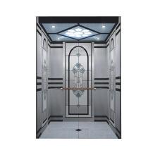 Maschinenraumloser Aufzug mit einer Kapazität von 1000 kg