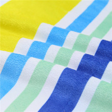 70/140cm Warp Knitted Microfiber Printed Bath Towels