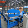 Corrugated sheet rolling forming machine