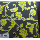 Made in China 2016 new design Acid etched frosted glass