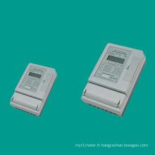 Compteur d'électricité à prépaiement monophasé Ddsy2800
