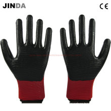 U204 Nitrile Coated Zebra-Stripe Work Gloves