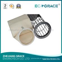 Saco de filtro composto da eliminação do gás do PPS do coletor de poeira