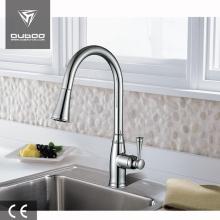 Rubinetto rubinetto cucina a parete vaso con spruzzatore