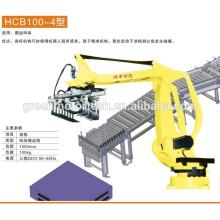 Brazo robótico industrial pequeño de 6 ejes