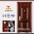 latest design reinforced iron security doors