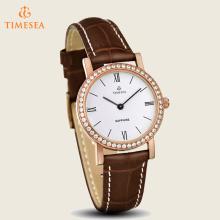 OEM Diamante Relógios Correia Assista Moda Senhoras Watch71161