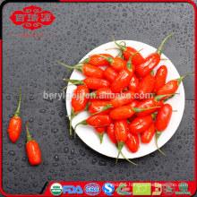 EU export dried goji berries snack food