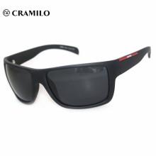 óculos de sol polarizados lente clara para o homem