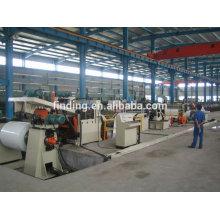 proveedor de línea de corte de metal en china