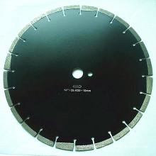 Laser Welding Diamond Circular Saw Blade for Asphalt Cutting (SUADB)