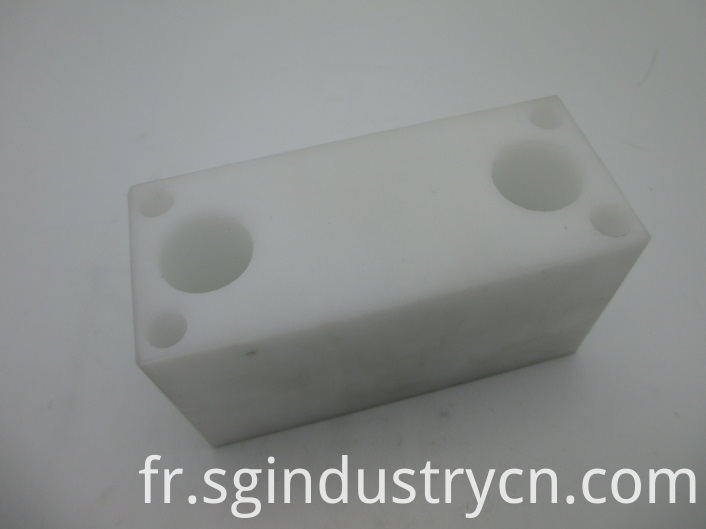Precision Plastics Machining Parts
