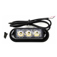 3 Watt LED Blitzlicht Fahrzeugleuchten Mini Strobe Lighthead