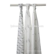 Jungen & Mädchen Baby Swaddle Wrap Baby Musselin Swaddle Decke