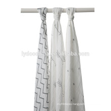 boys&girls baby swaddle wrap baby muslin swaddle blanket