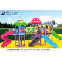 JS06902 Kinder Plastik Unterhaltung Spielplatz (Kinder spielen Serie)