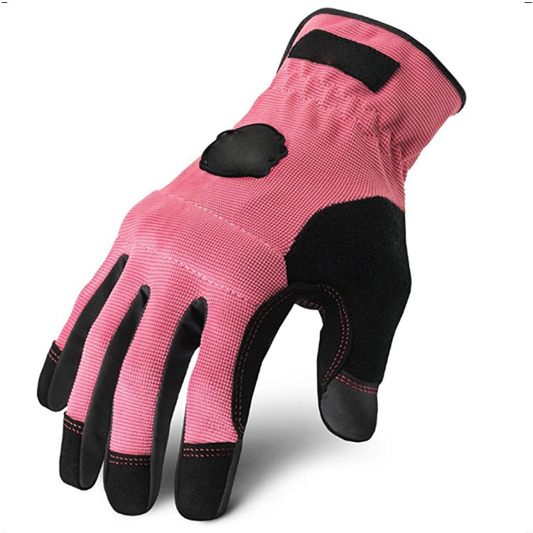 Full Finger Gel Palm Thick Glove