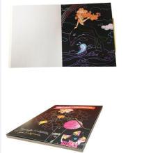 Rascar las tarjetas de impresión de tarjetas