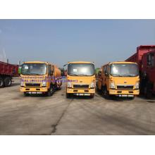 Camion de réservoir d'huile SINOTRUK 8-12CBM 4X2